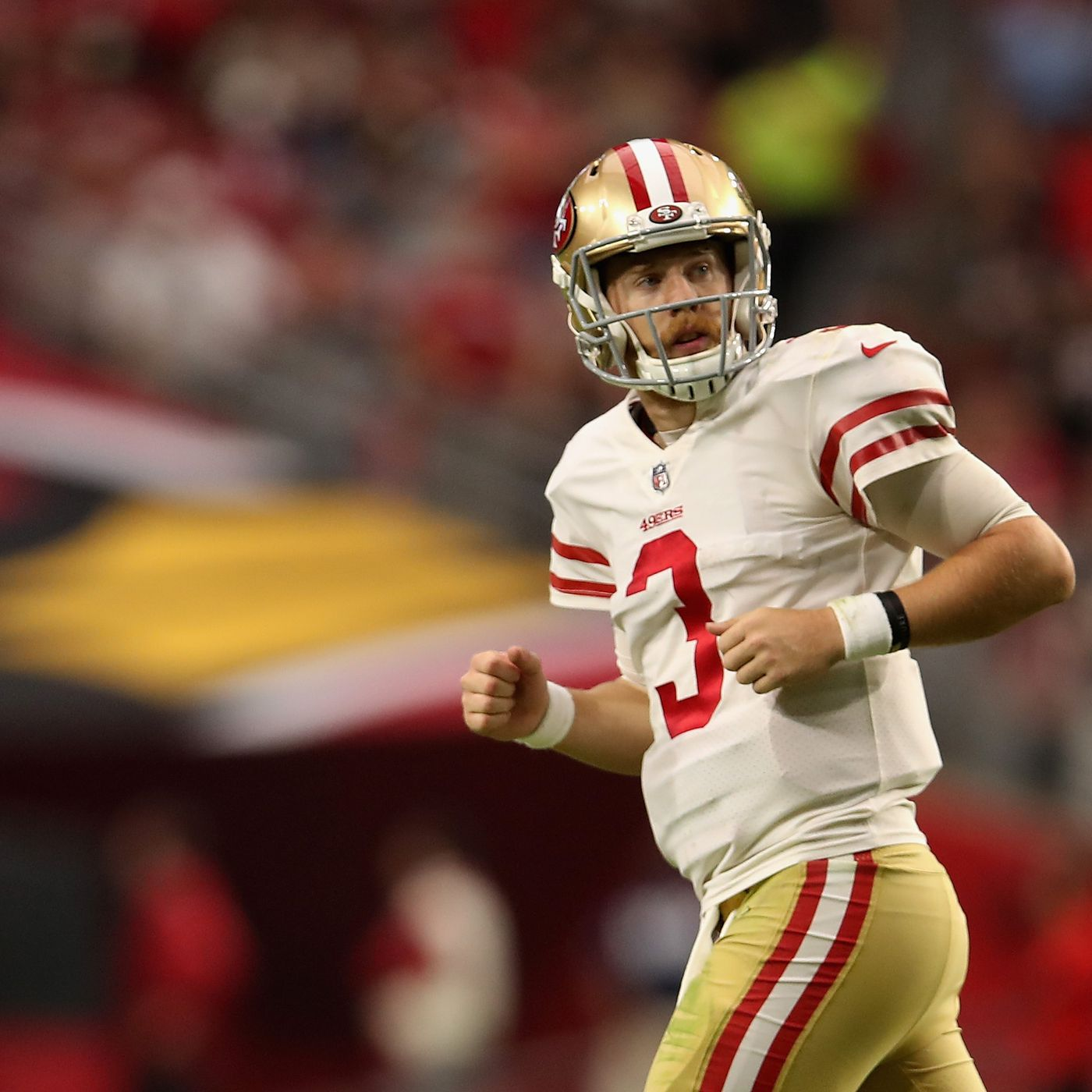 49ers quarterbacks  It may be time to move on from C.J. Beathard in 2019 -  Niners Nation 69c7f5be3