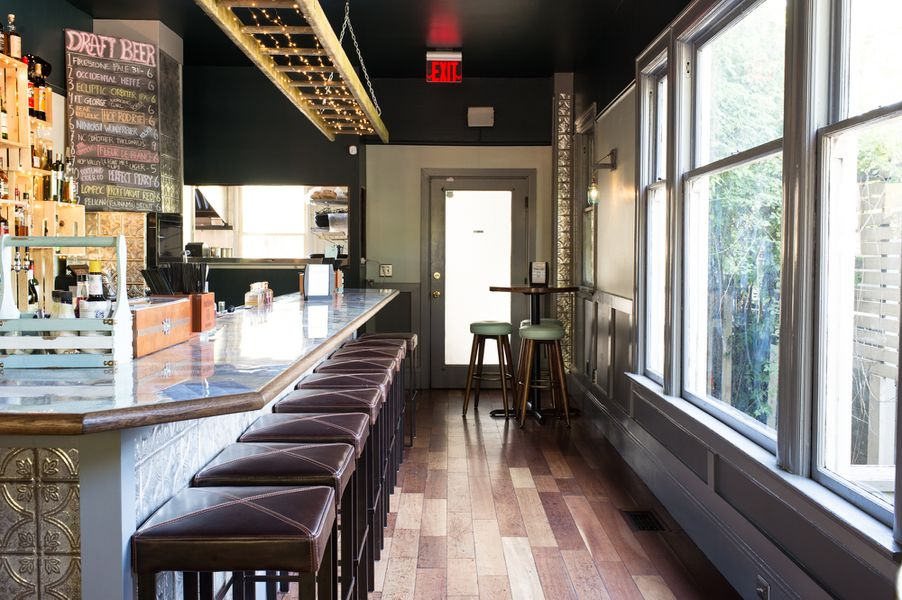 Look Inside The Peddler And Pen Tavern, Now Officially Open - Eater ...