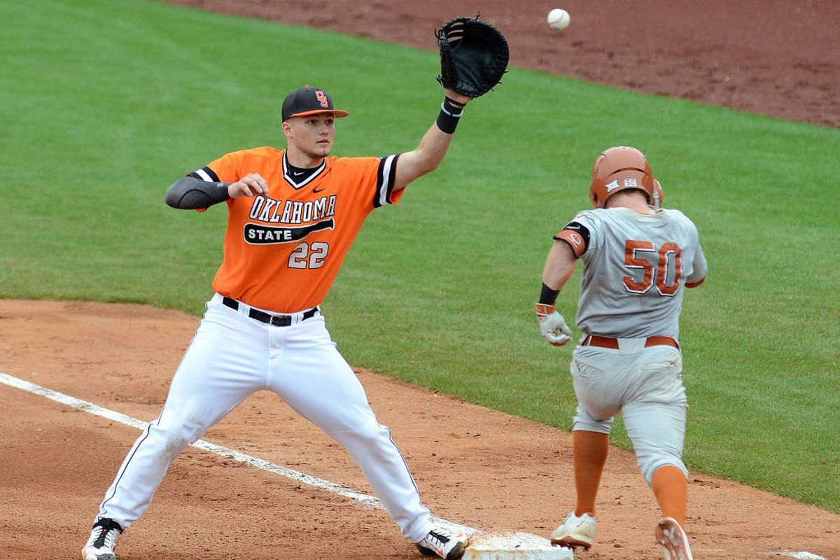 Oklahoma State wins Big 12 final over Texas