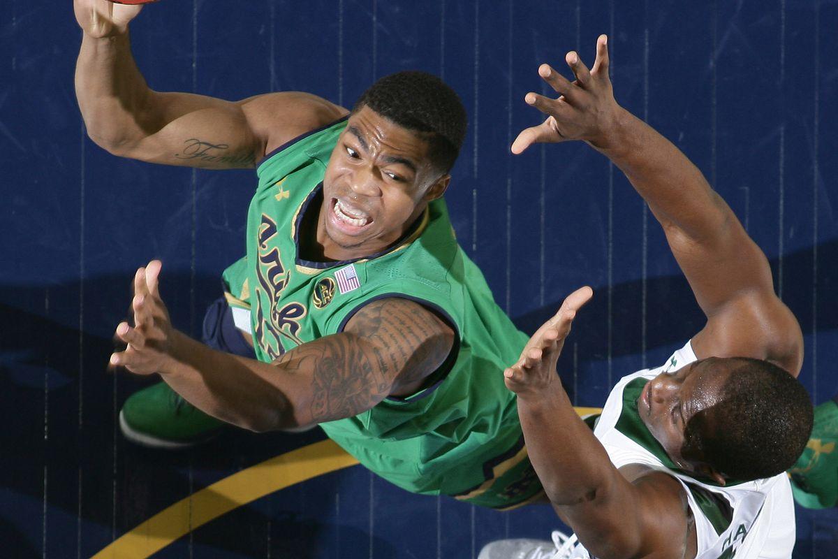 NCAA Basketball: Loyola-Maryland at Notre Dame