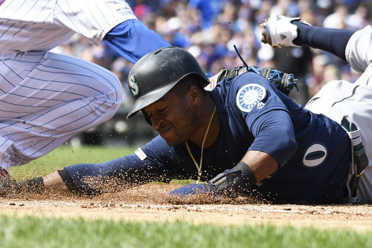 MLB: Seattle Mariners at Chicago Cubs
