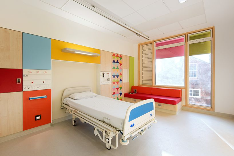 Bright Hues And Graphic Patterns Light Up This Children S