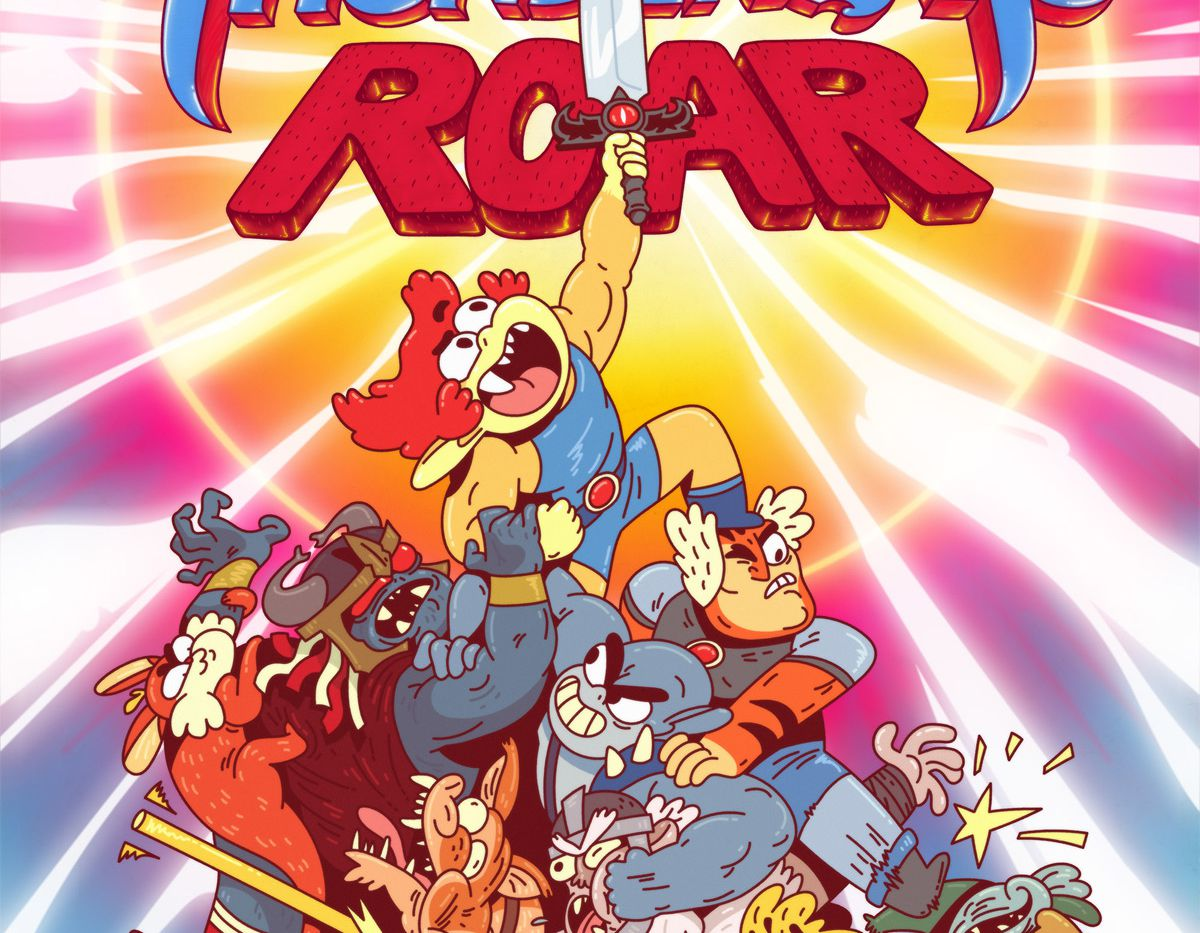 Thundercats reboot, Steven Universe & CalArts style insult explained