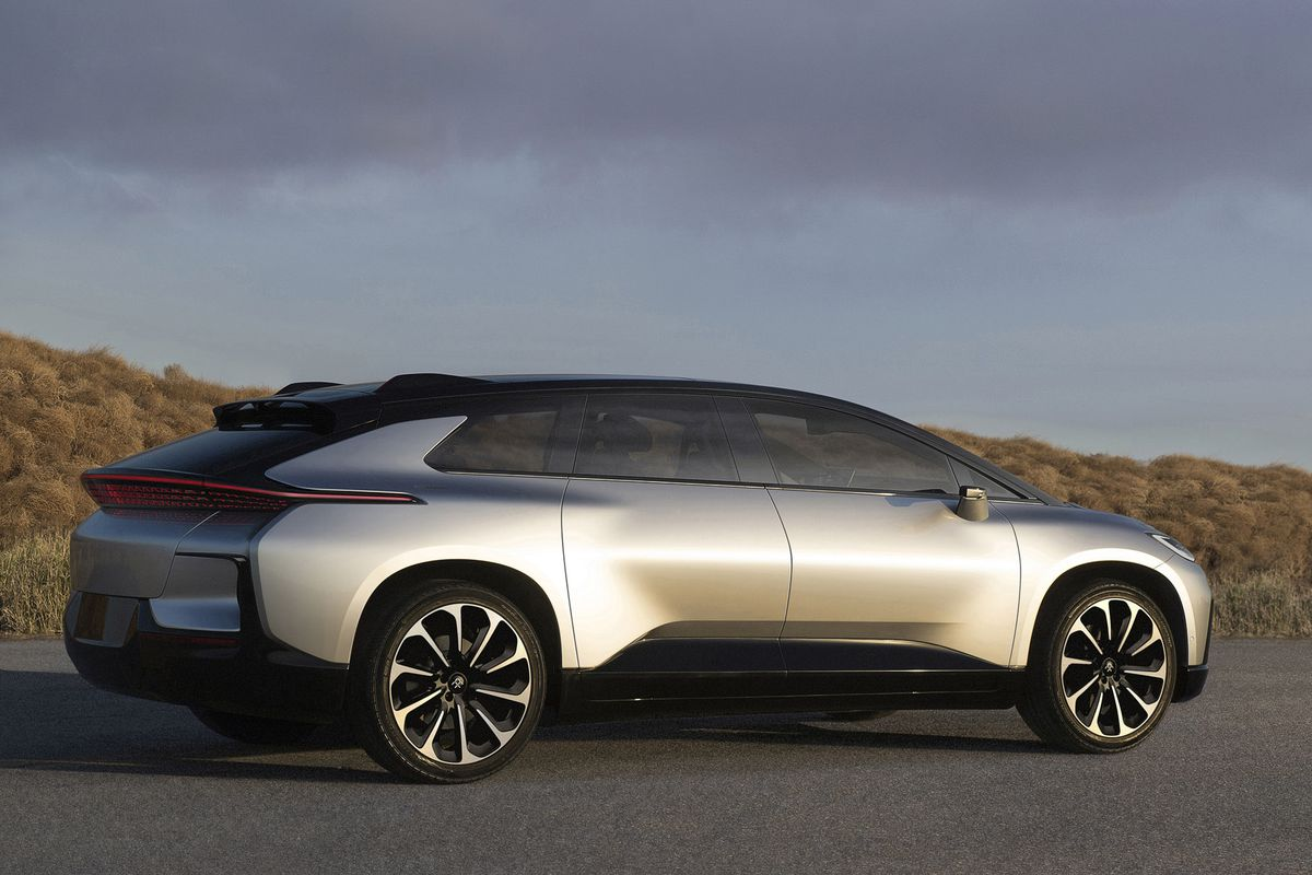 Faraday Future's HR head resigns as cultural rift in the