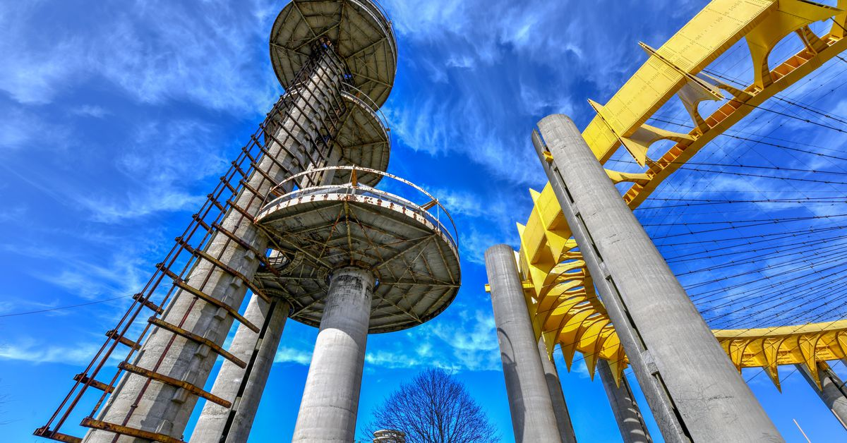 New York State Pavilion Tower Restoration Will Begin This