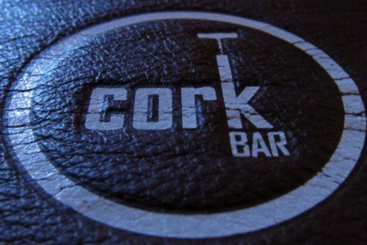 Corkbar, downtown.
