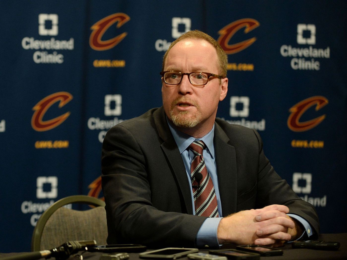 f3f8e294a51 David Griffin stepped down as Cavs GM in an odd sequence of events -  SBNation.com