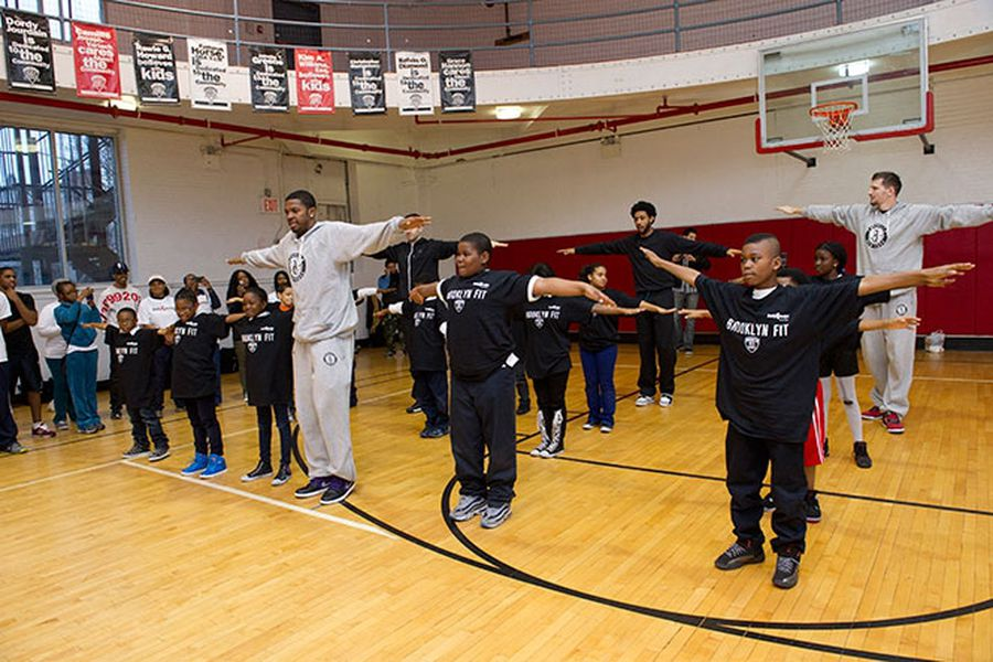 brooklyn fit nets help keep bed stuy kids fit with a