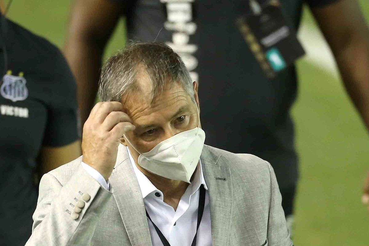 Santos v Deportivo Lara - Copa CONMEBOL Libertadores 2021