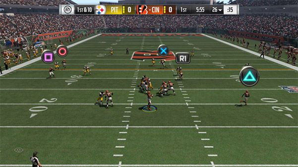 madden accessibility