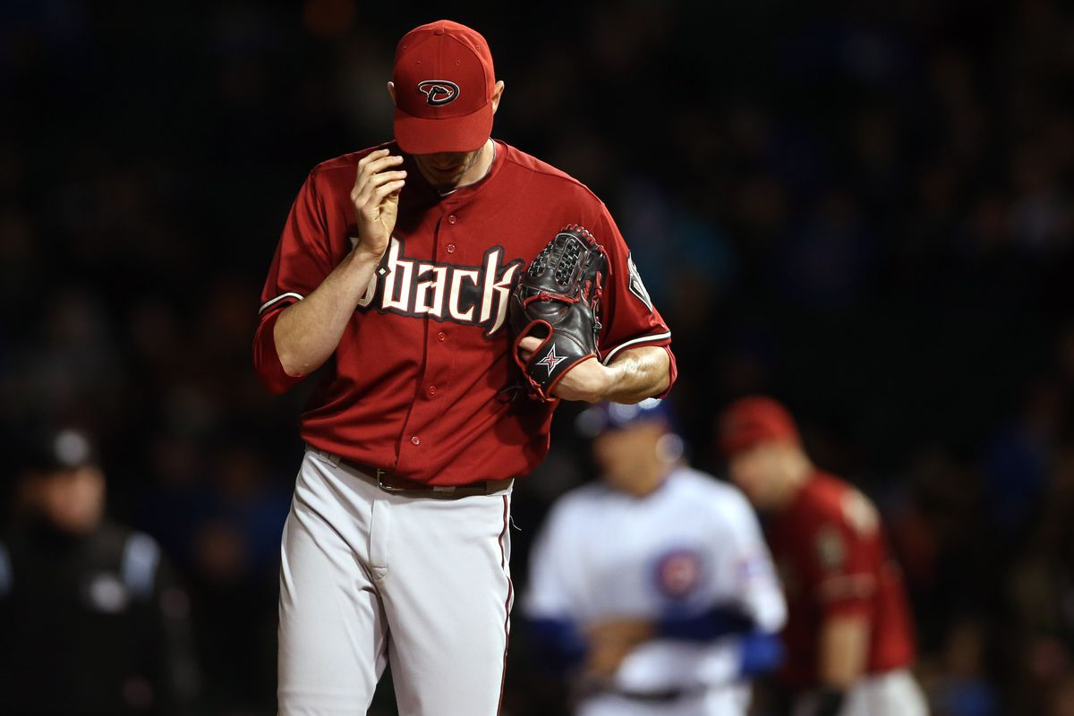 Even though Brandon McCarthy and the D-Backs have been bad, they're still dangerous.