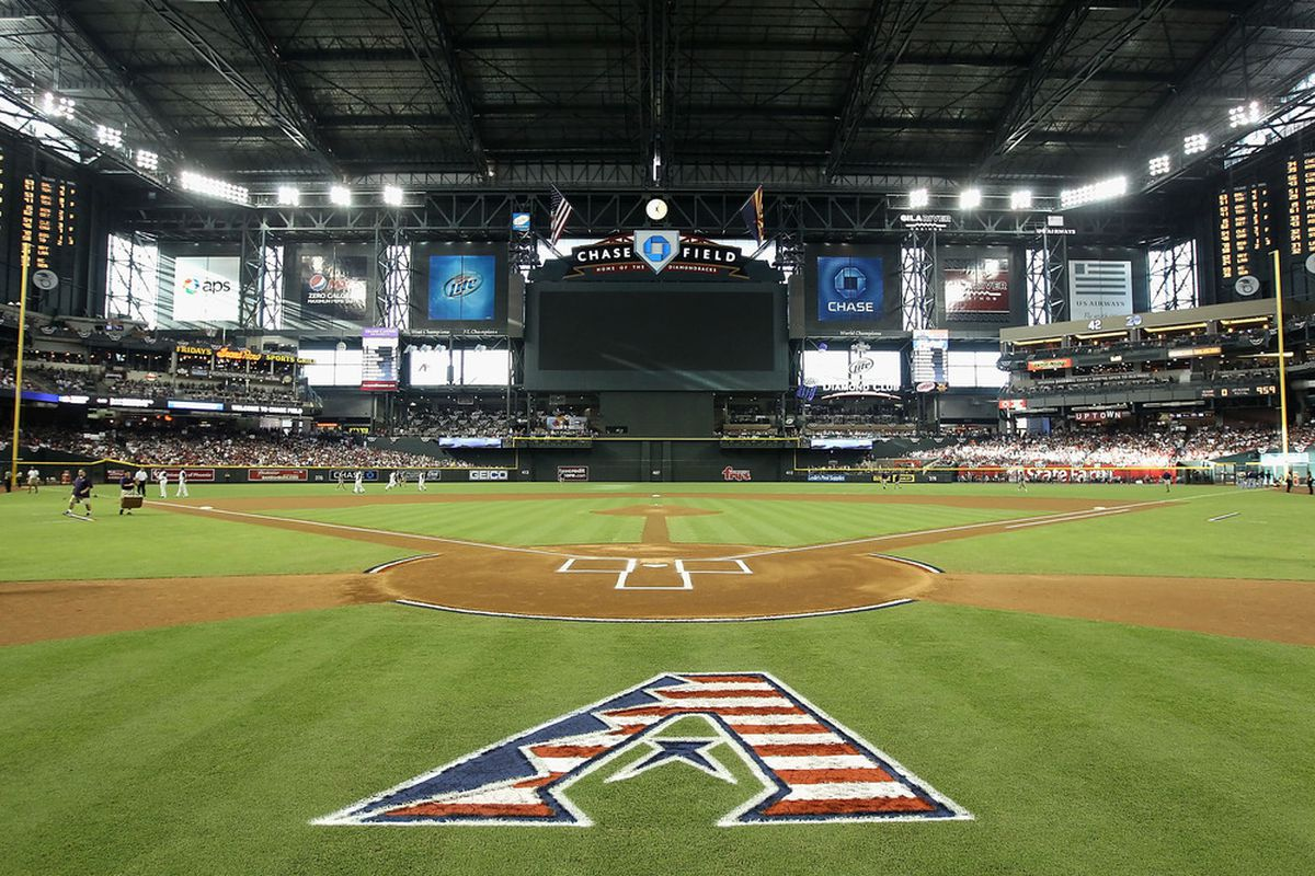 Will Chase Field be packed for the post-season?
