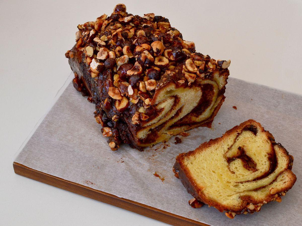 Cake Monkey Babka