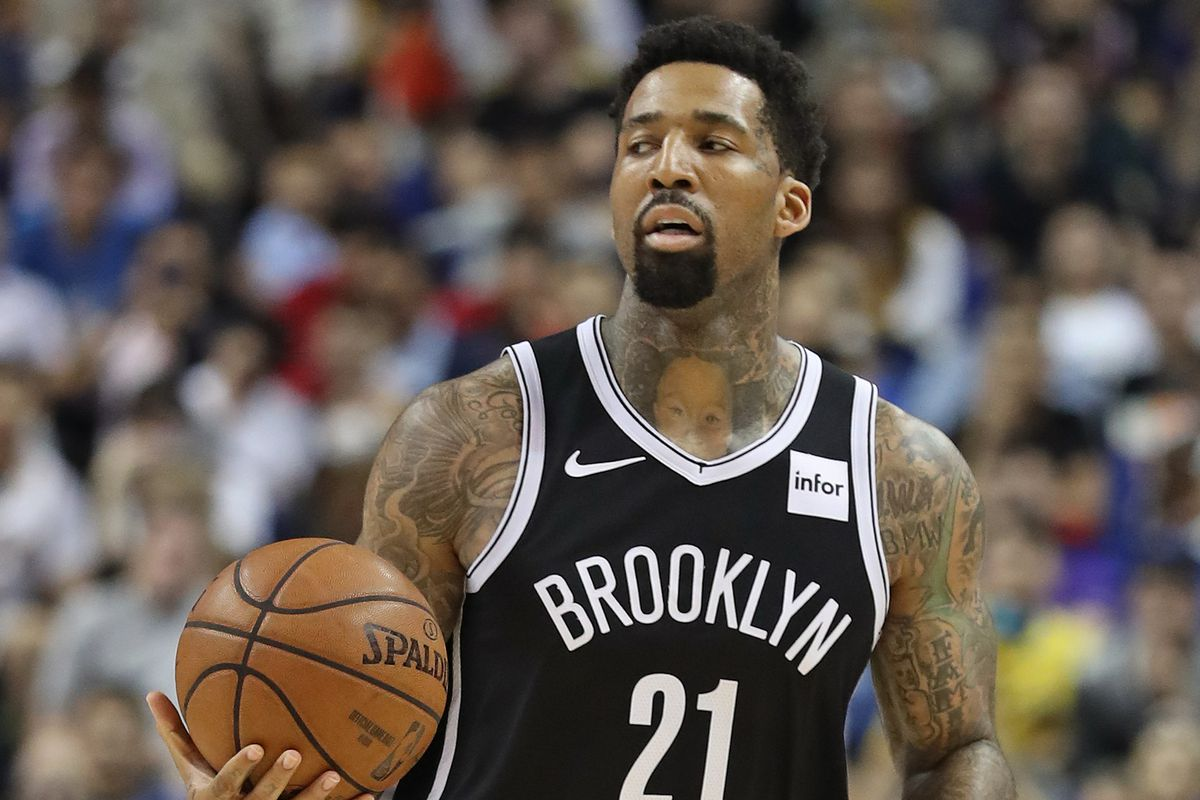 For Wilson Chandler, the hard work ... and anxiety ... ends Sunday ...