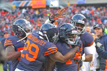 dee8440dc Washington Redskins vs Chicago Bears Game Coverage, Results ...