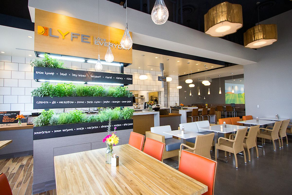 Your Newest Healthy Option Is Open Meet Lyfe Kitchen Eater Vegas