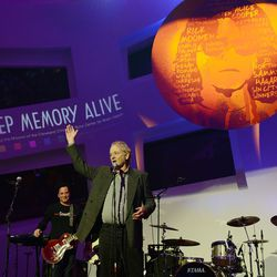 Bill Murray performs. Photo: Denise Truscello/WireImage