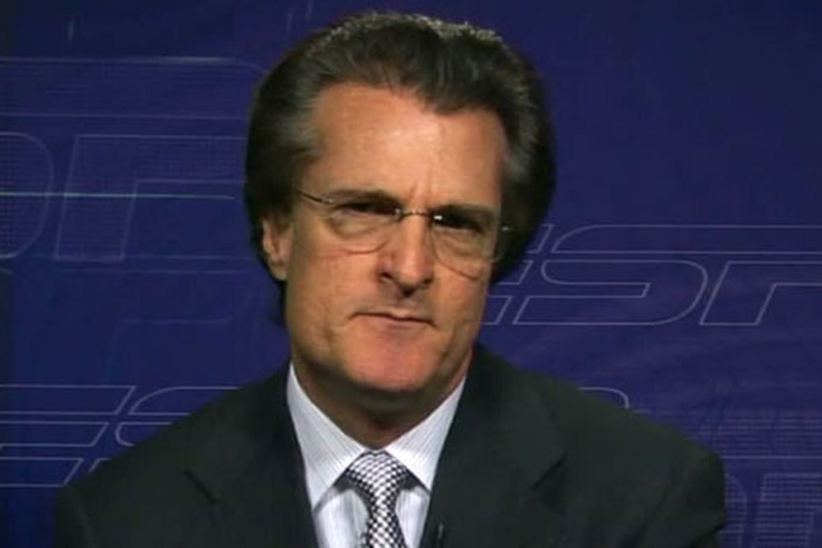 It's all about the NFL Draft this week.  Time to begin considering what players Mel Kiper is going to miss the mark on this season.