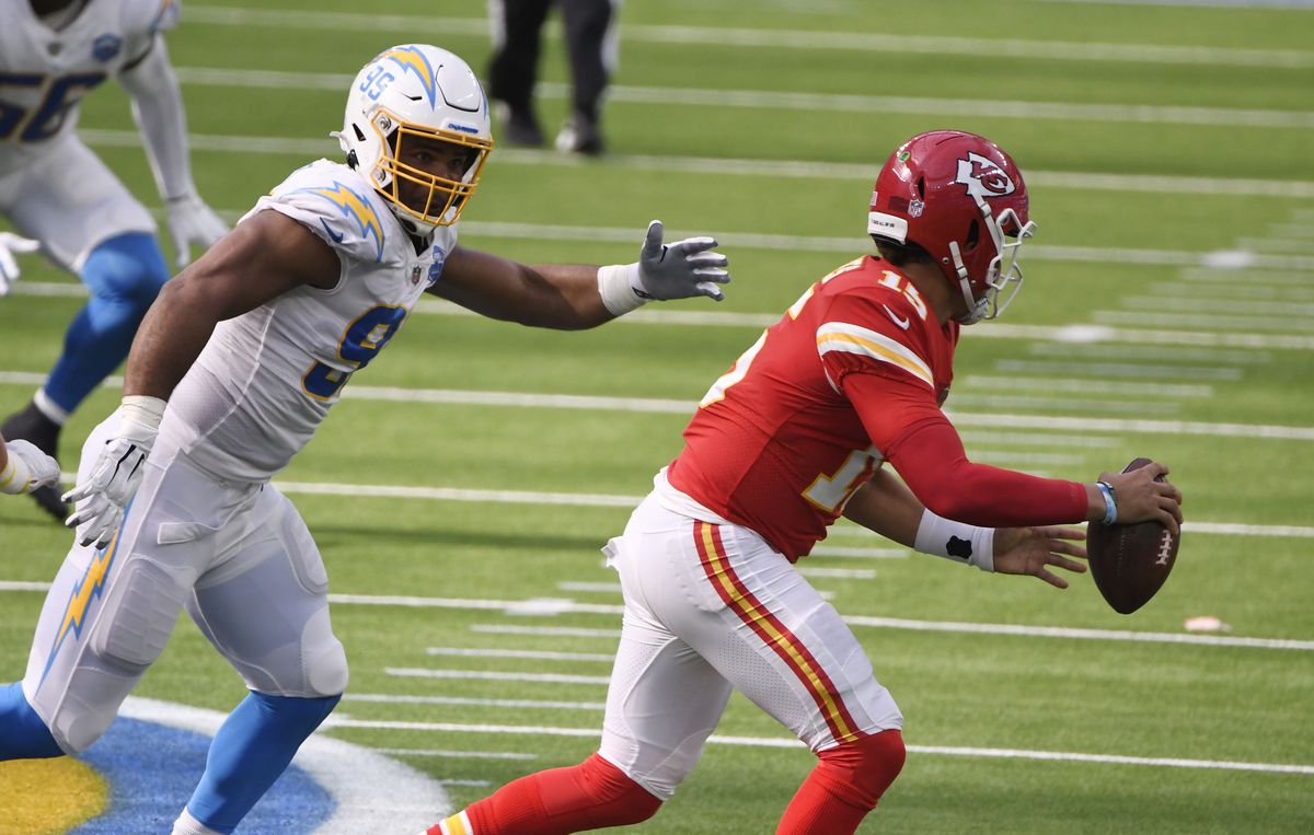 NFL: Kansas City Chiefs at Los Angeles Chargers