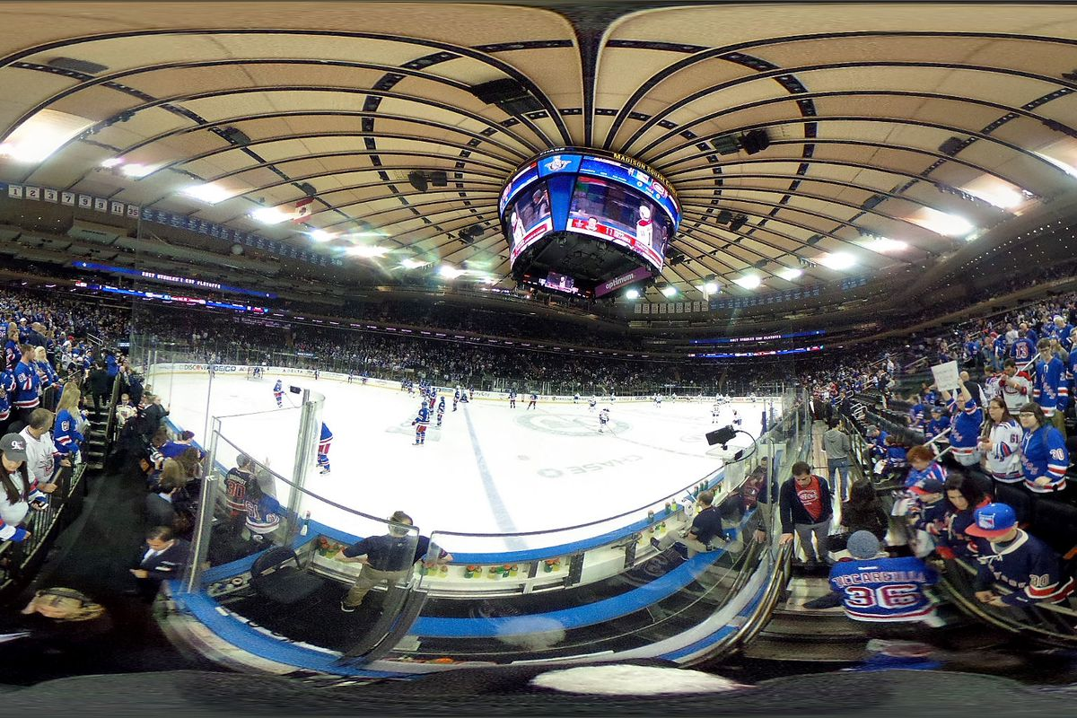 Montreal Canadiens v New York Rangers - Game Six