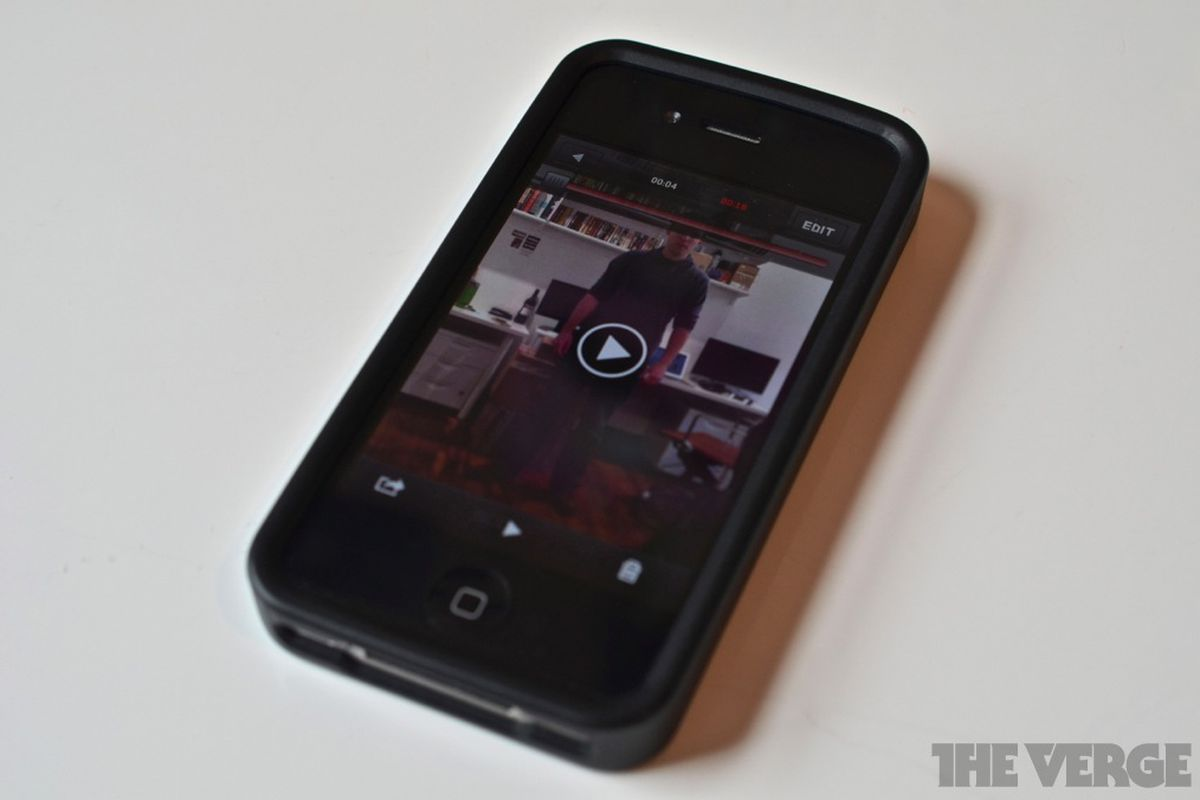 SloPro for iPhone shoots video in slow-mo at 60fps - The Verge