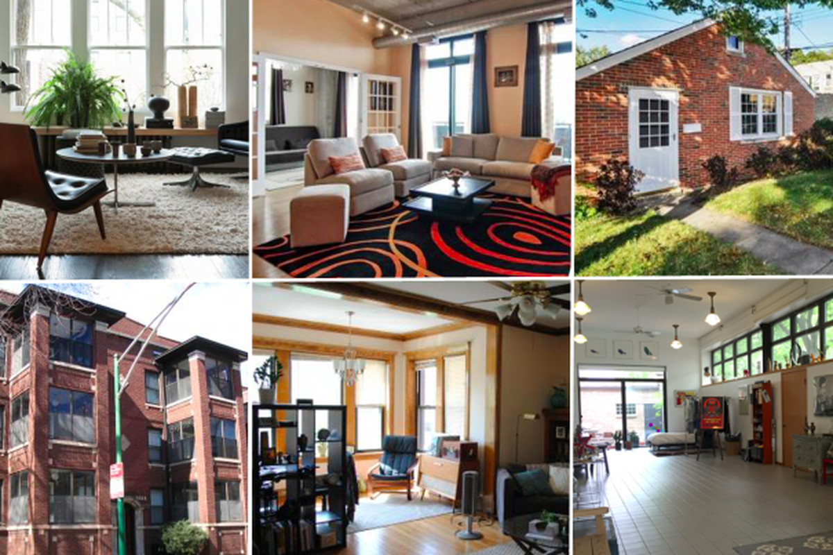 ten awesome rentals around the city on the market right now