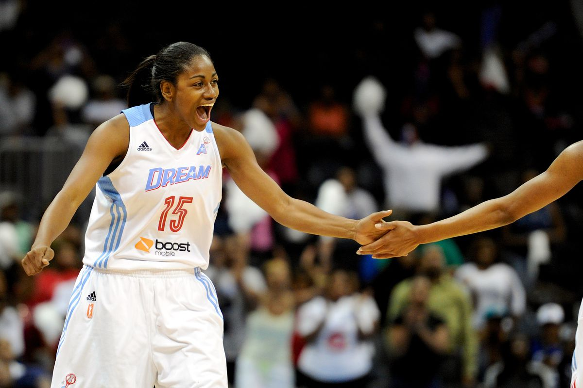 2013 wnba finals schedule: atlanta dream to host minnesota lynx at