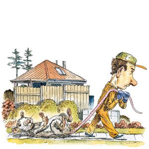 <p><strong>The Bill</strong></p> <p>Turns out hiring Errante was the cheap part.<br><strong>Extermination:</strong> $400 for initial rodent-proofing <br><strong>Siding replacement: </strong>$2,000<br><strong>Landscaping</strong> (rocks, trees, labor): $4,500<br><strong>Concrete: </strong>$12,000<br><strong>Total:</strong> $18,900, plus $65 per month for exterminator visits</p>