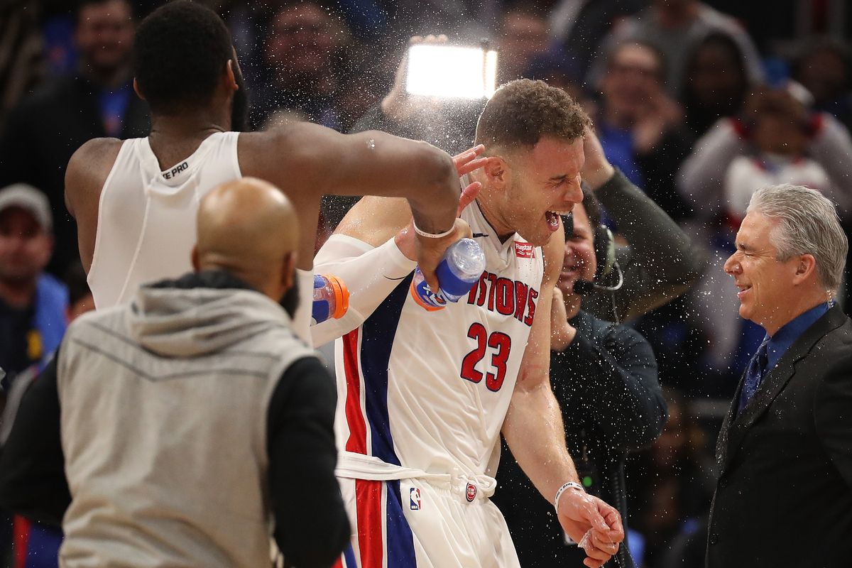 5 takeaways from the beginning of the Blake Griffin era in Detroit ... db41a7858