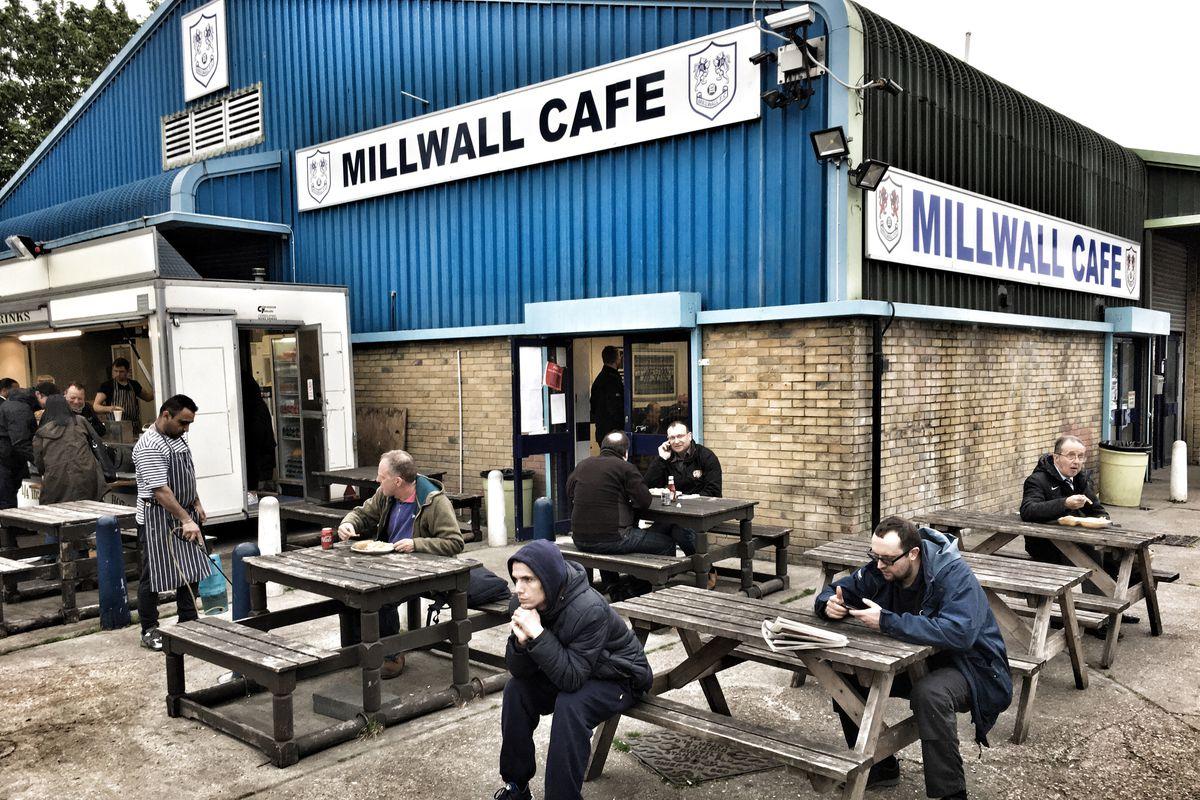 Millwall v Scunthorpe United - Sky Bet League One Playoff Semi Final: First Leg