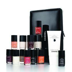Chanel nail polish set, $375