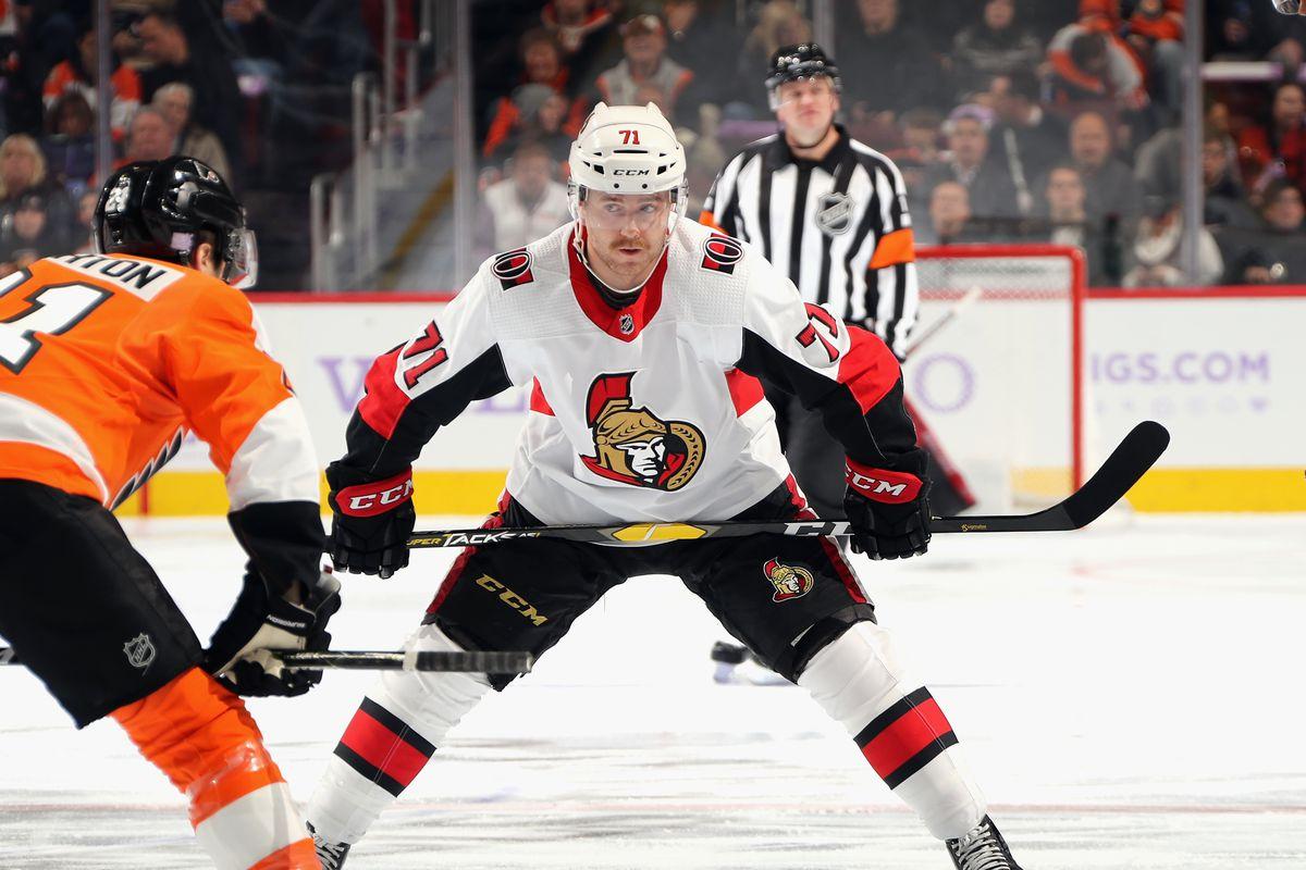 Philadelphia Flyers Vs Ottawa Senators Lineups Start Time Tv
