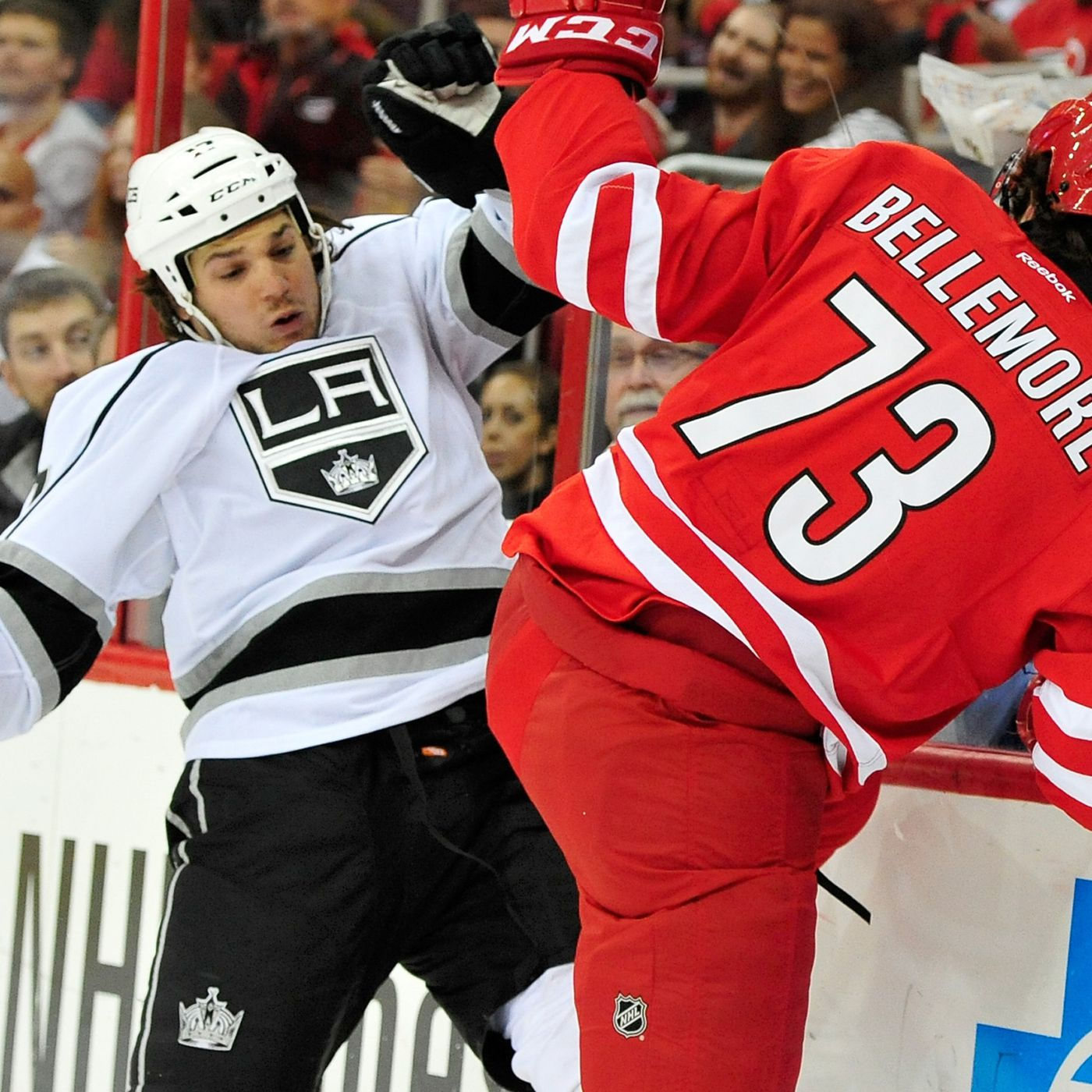 The Thrill Of Big Hits: EA Sports NHL 14 - Canes Country