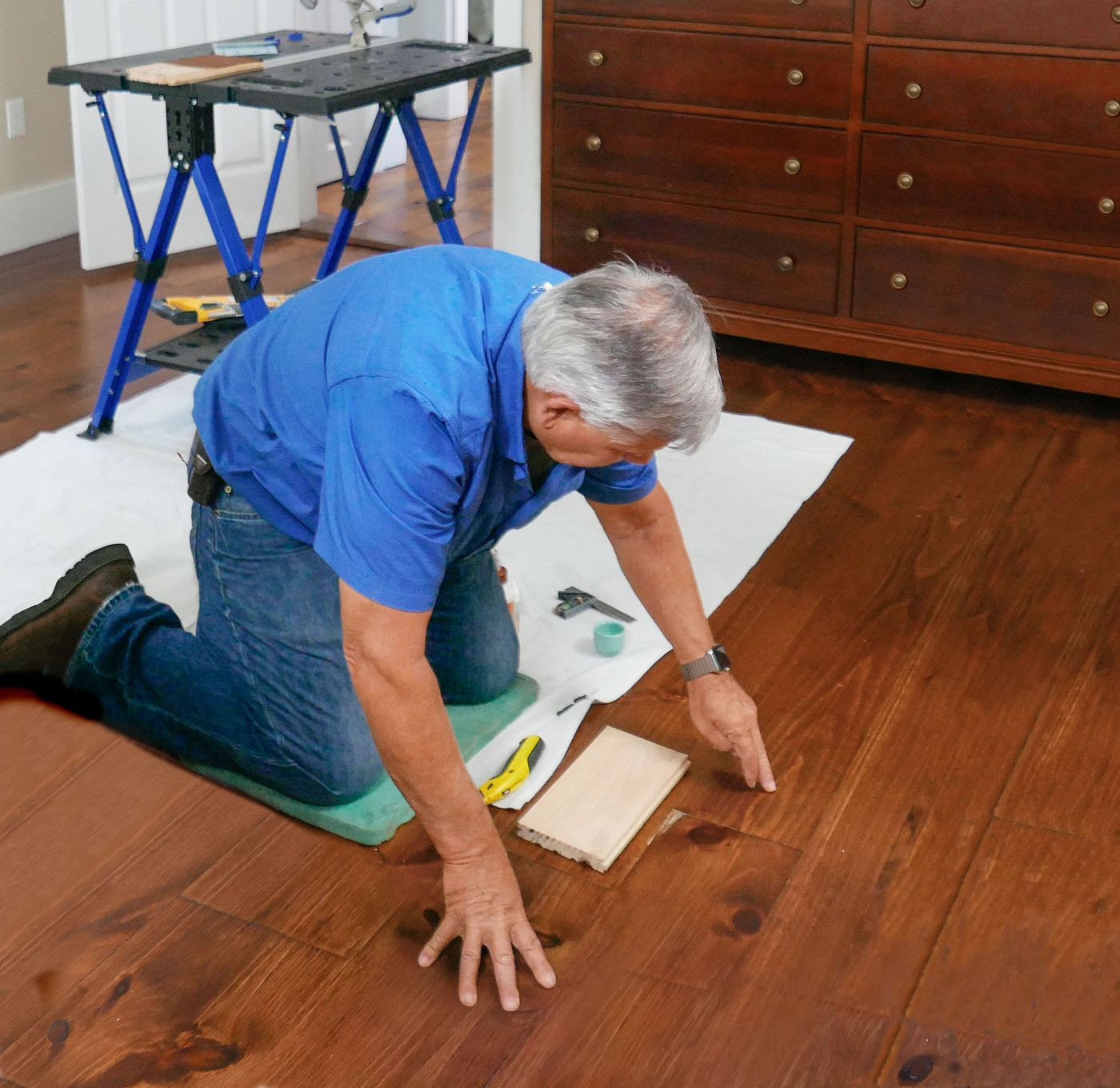 How To Fix Chipped Wood Floor In 9 Steps This Old House