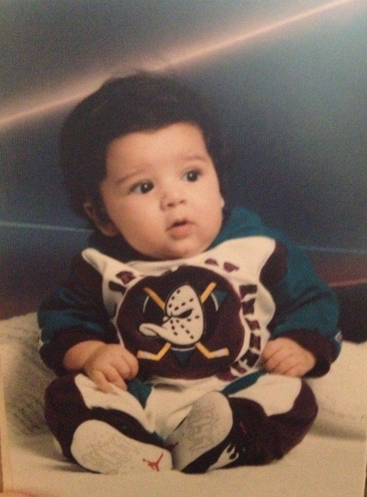 Baby Cory Rosas