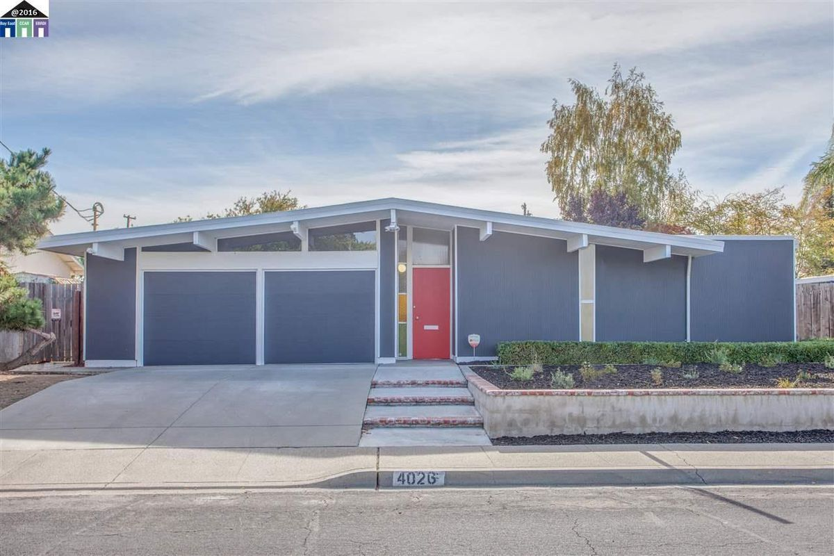 Three Bay Area Eichlers For Under A Million Curbed Sf