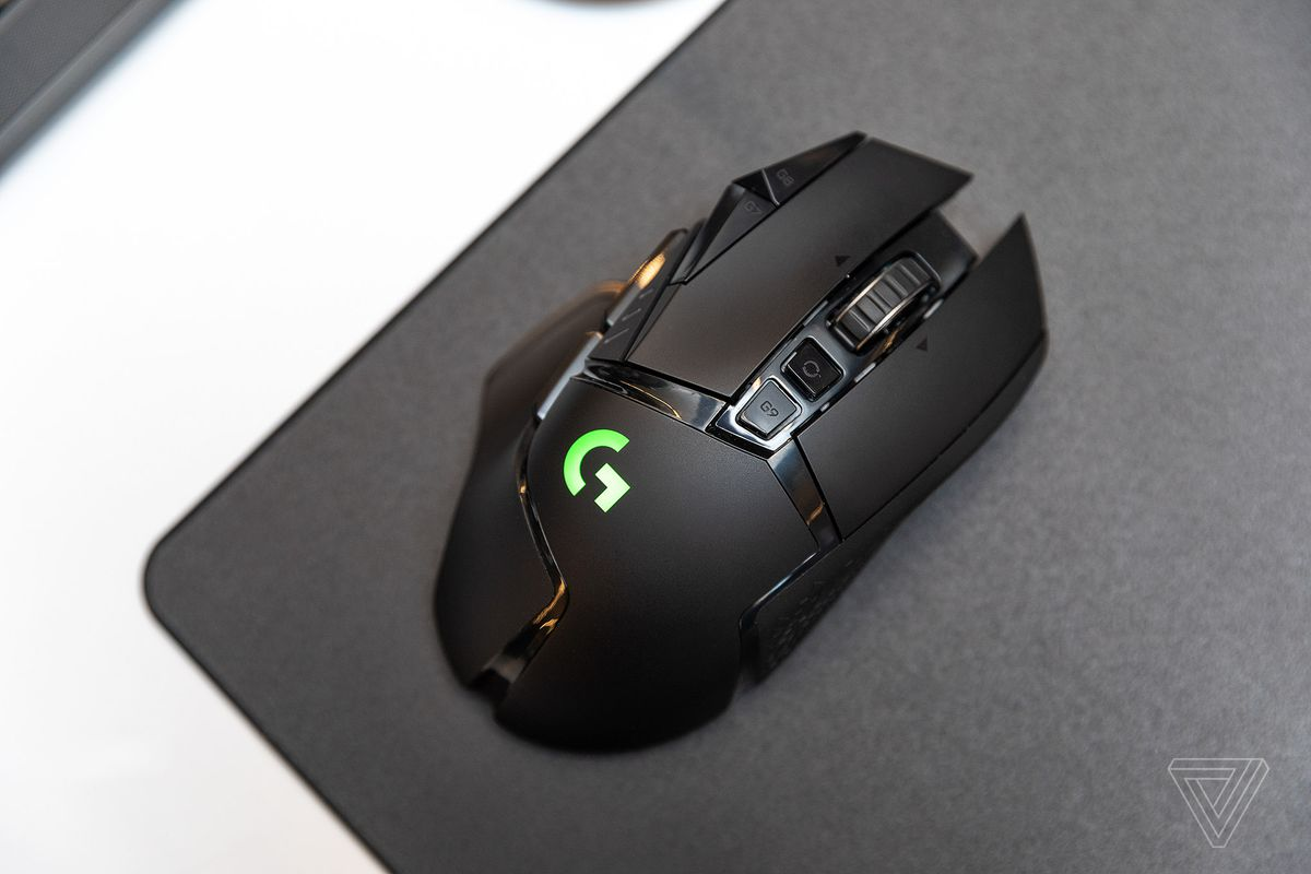 Best gaming mouse: Logitech G502 Lightspeed