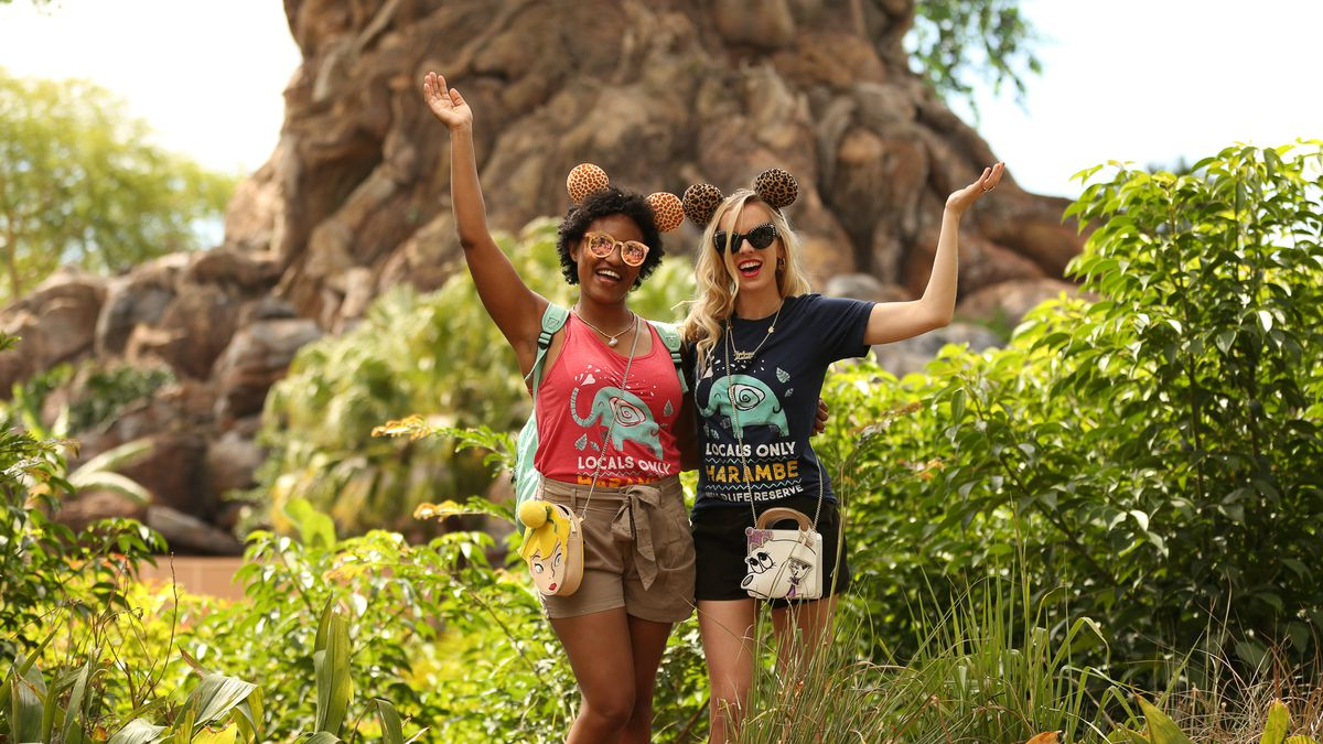 93e4307a443 Animal Kingdom-themed tees from Main Street Press. Photo  Main Street Press