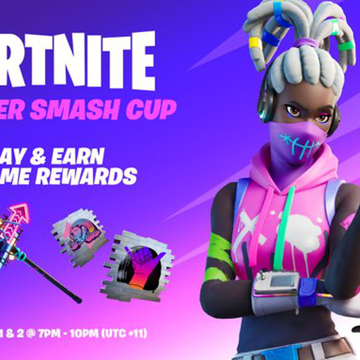 Fortnite Für Windows 10 fortnite players can compete for the first tournament