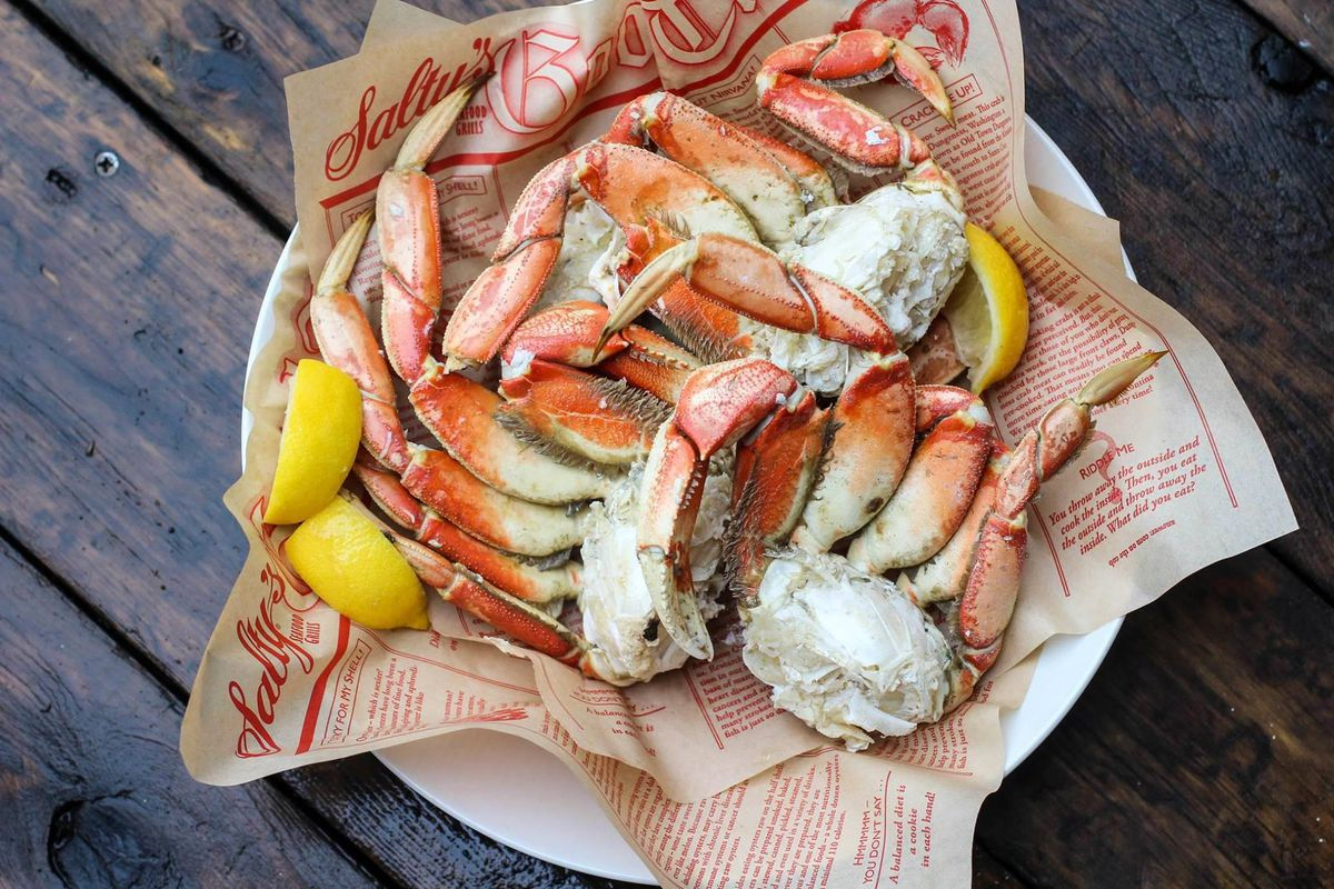 Iconic Salty S Seafood Restaurant Is Opening At Sea Tac
