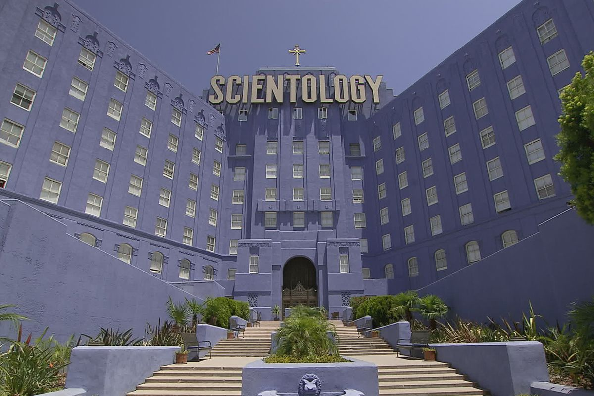 Alex Gibney's new documentary Going Clear takes on the Church of Scientology.