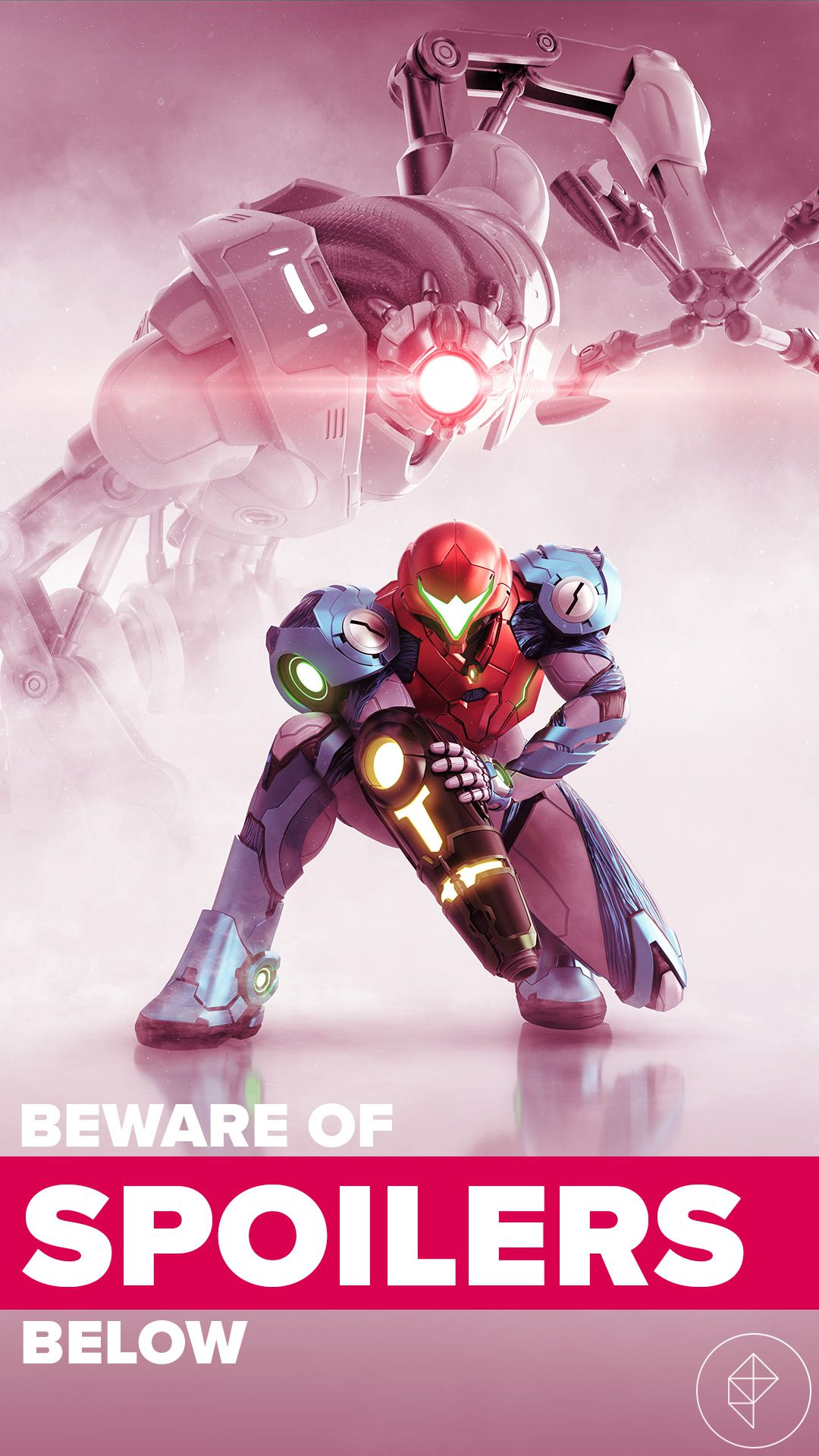 Metroid Dread spoiler image