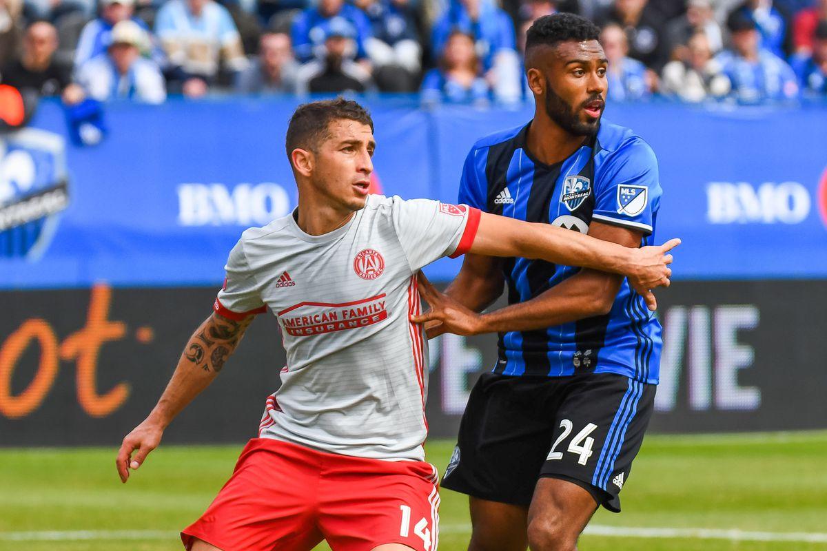 SOCCER: APR 15 MLS - Atlanta United FC at Montreal Impact