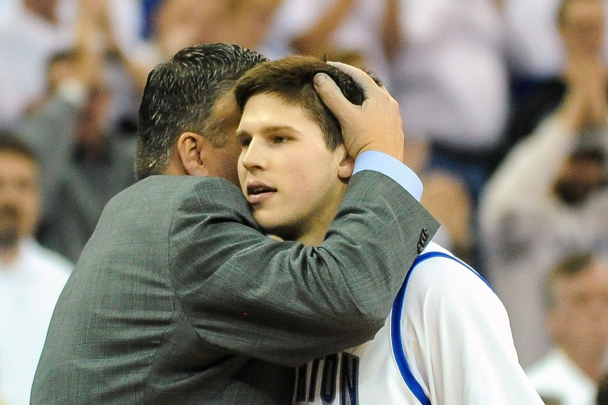 Nepotism never hurts, but Doug McDermott would probably still start even if his dad wasn't the coach.