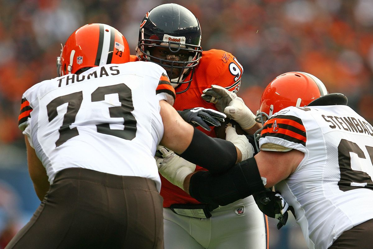 IL: Cleveland Browns v Chicago Bears