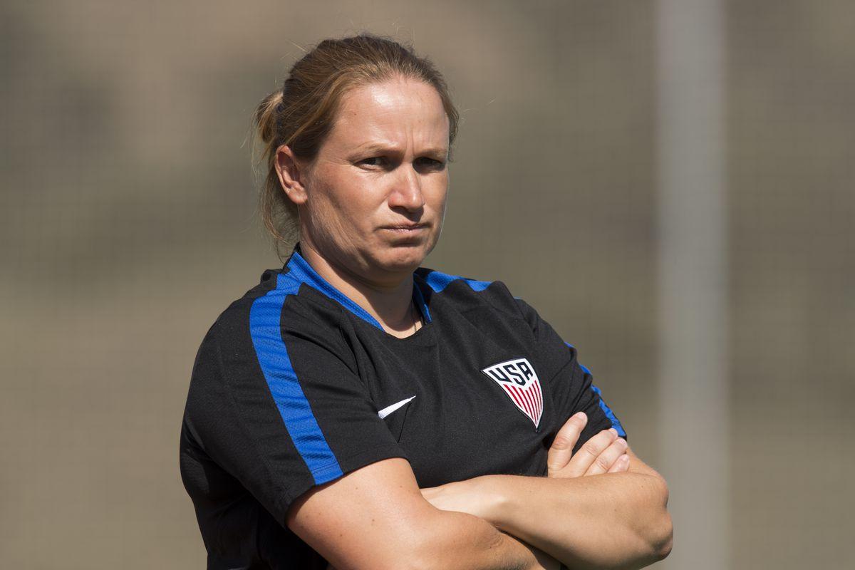 USA v Japan - Friendly match Women U23
