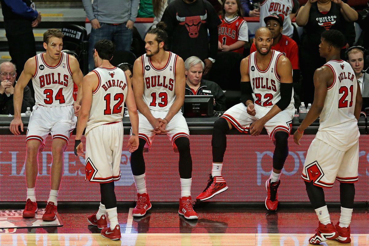 Chicago Bulls salary cap: Where the Bulls roster stands