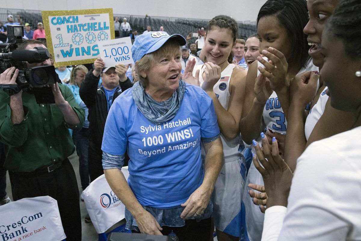UNC Women's Basketball head coach clinches 1000th win