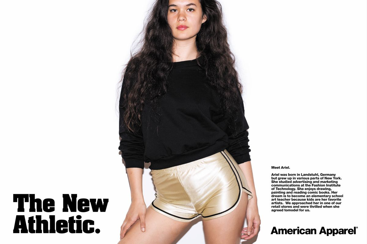 58ffb773b98 American Apparel No Longer Wants  THOTS  for Its Ad Campaigns - Racked