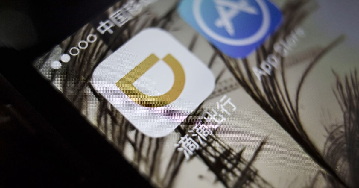 China regulator orders Didi ride-hailing app removed from stores